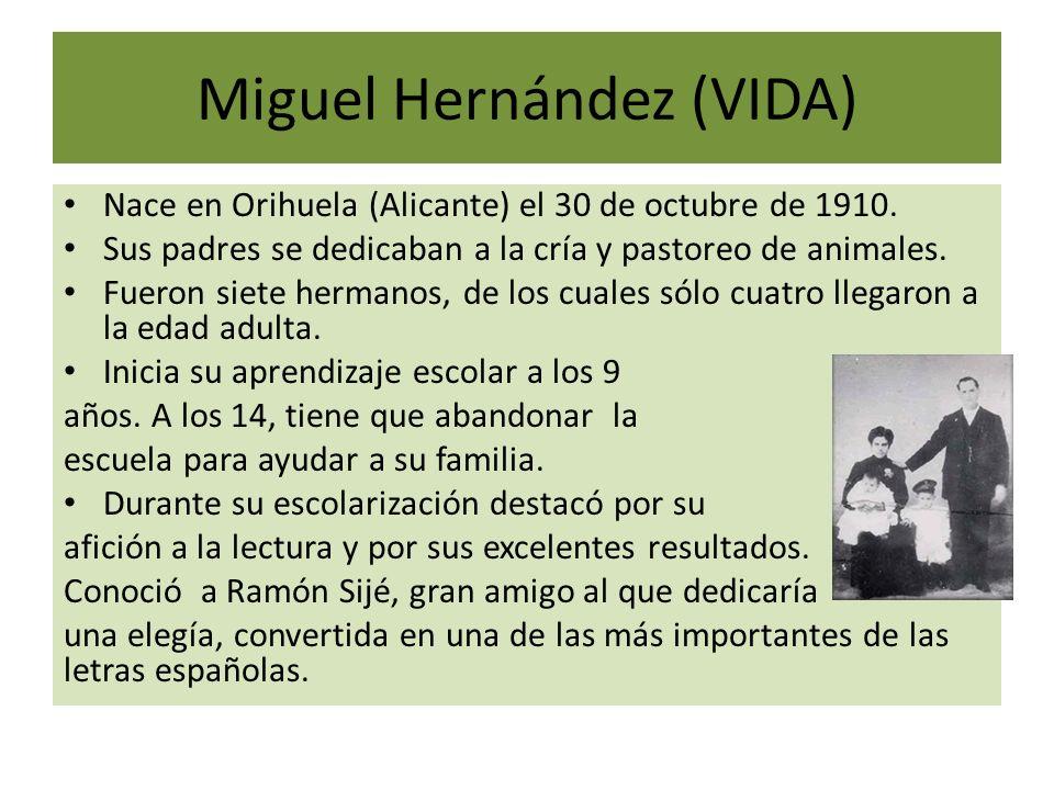 Miguel Hernández (VIDA)
