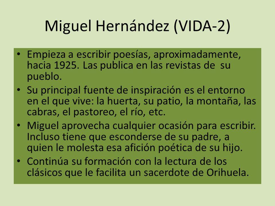 Miguel Hernández (VIDA-2)