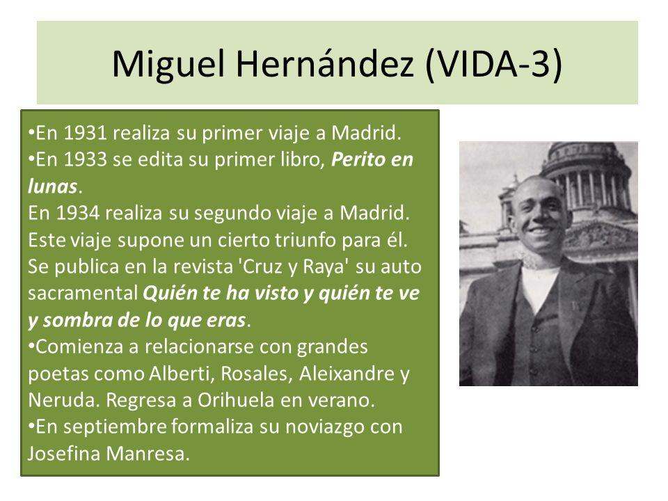 Miguel Hernández (VIDA-3)