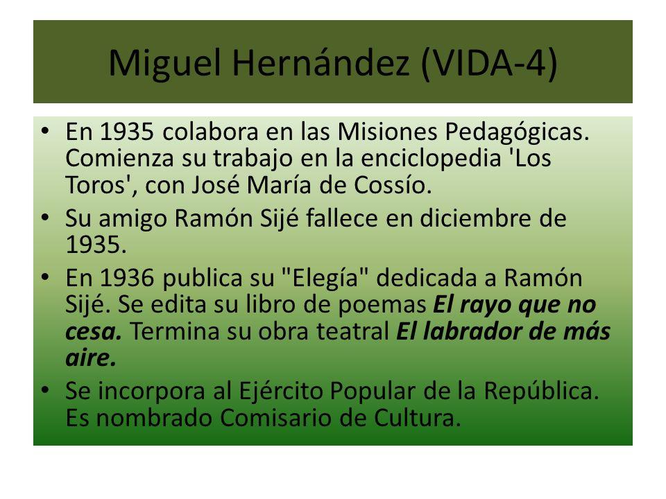 Miguel Hernández (VIDA-4)