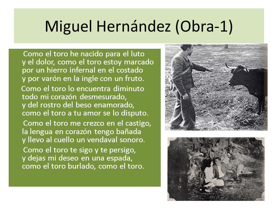 Miguel Hernández (Obra-1)