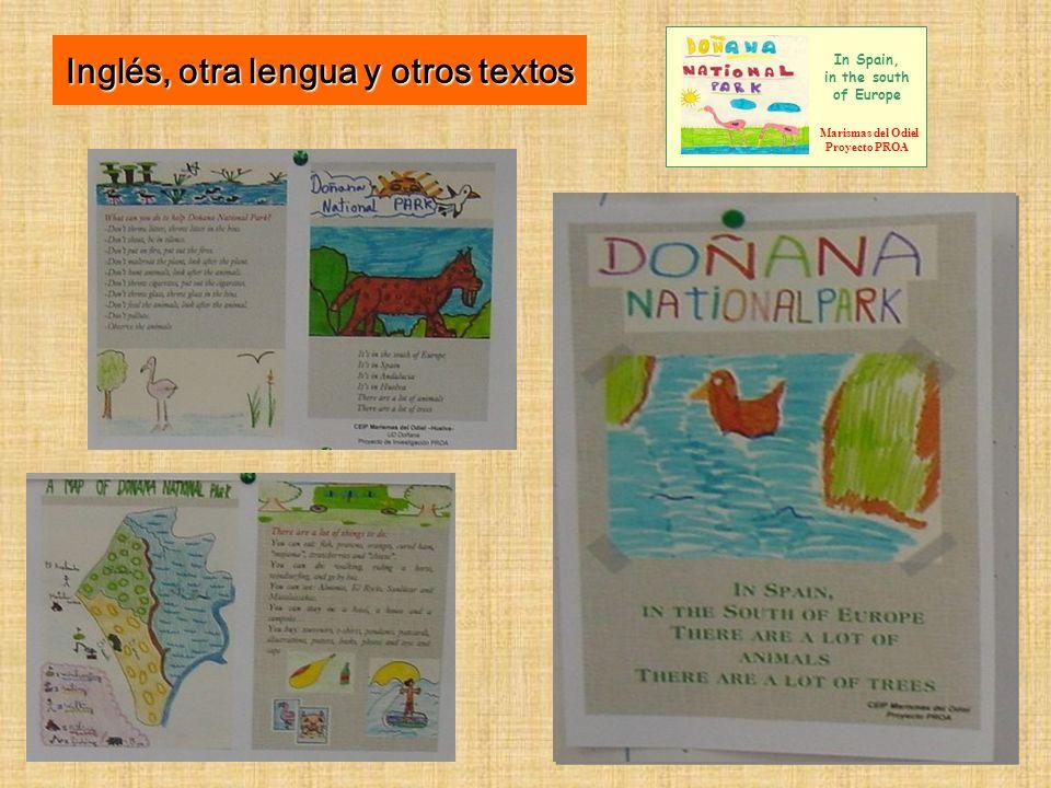 Inglés, otra lengua y otros textos