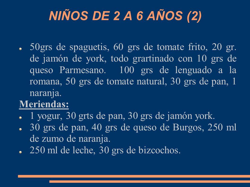 NIÑOS DE 2 A 6 AÑOS (2)