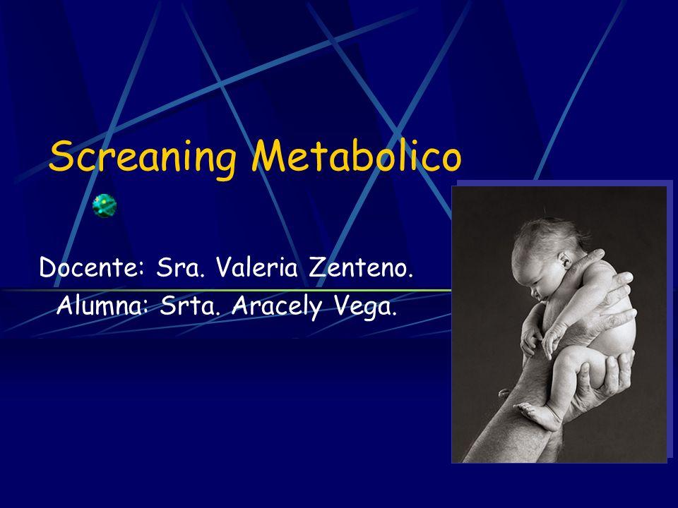 Docente: Sra. Valeria Zenteno. Alumna: Srta. Aracely Vega.