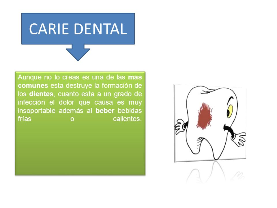 CARIE DENTAL