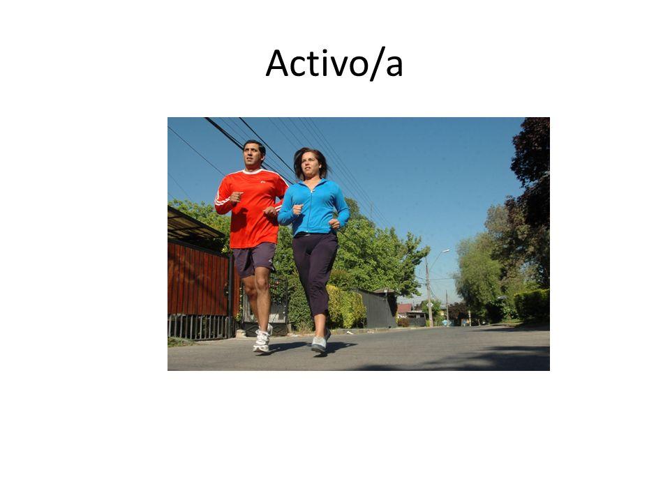 Activo/a