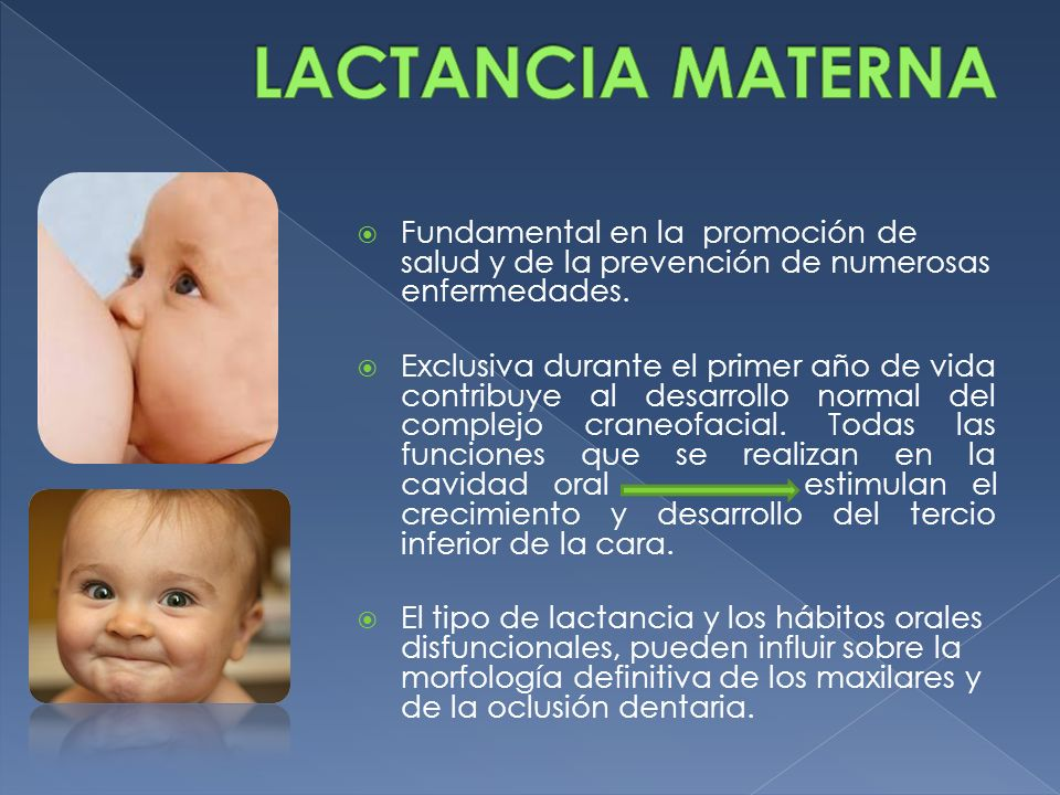 LACTANCIA MATERNA Fundamental en la promoción de salud y de la prevención de numerosas enfermedades.