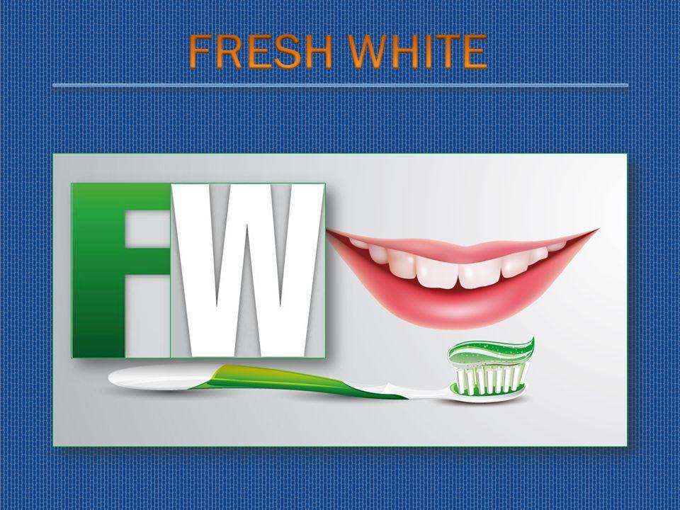 FRESH WHITE