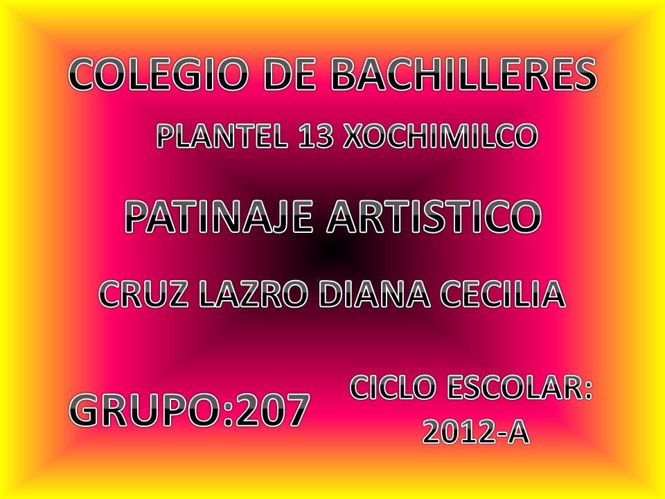 COLEGIO DE BACHILLERES CRUZ LAZRO DIANA CECILIA