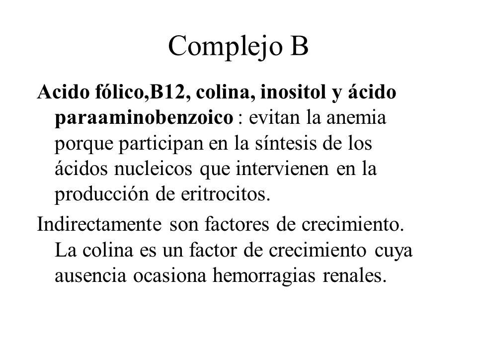Complejo B
