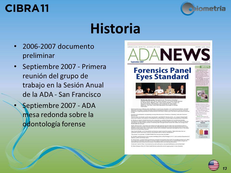 Historia 2006-2007 documento preliminar