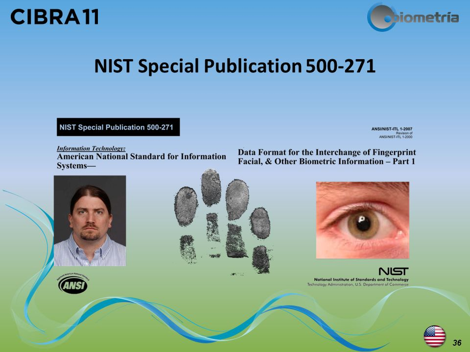 NIST Special Publication 500-271