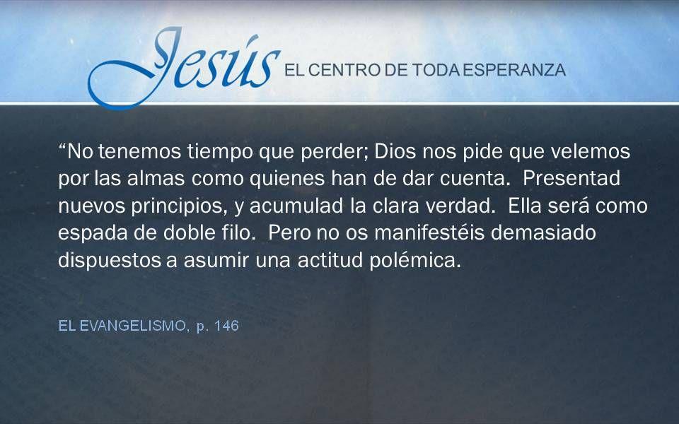 EL EVANGELISMO, p. 146