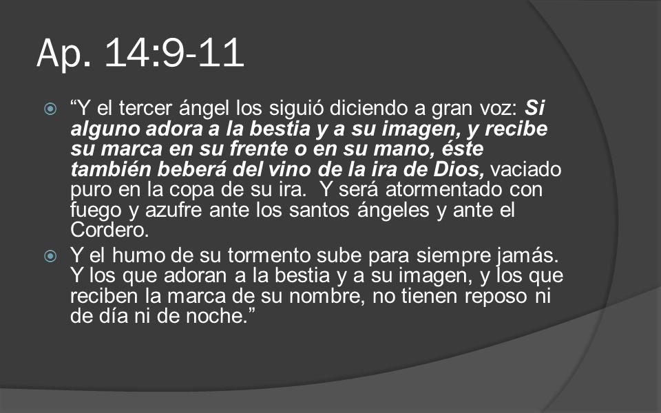Ap. 14:9-11