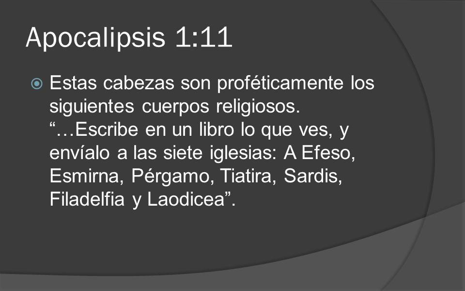 Apocalipsis 1:11