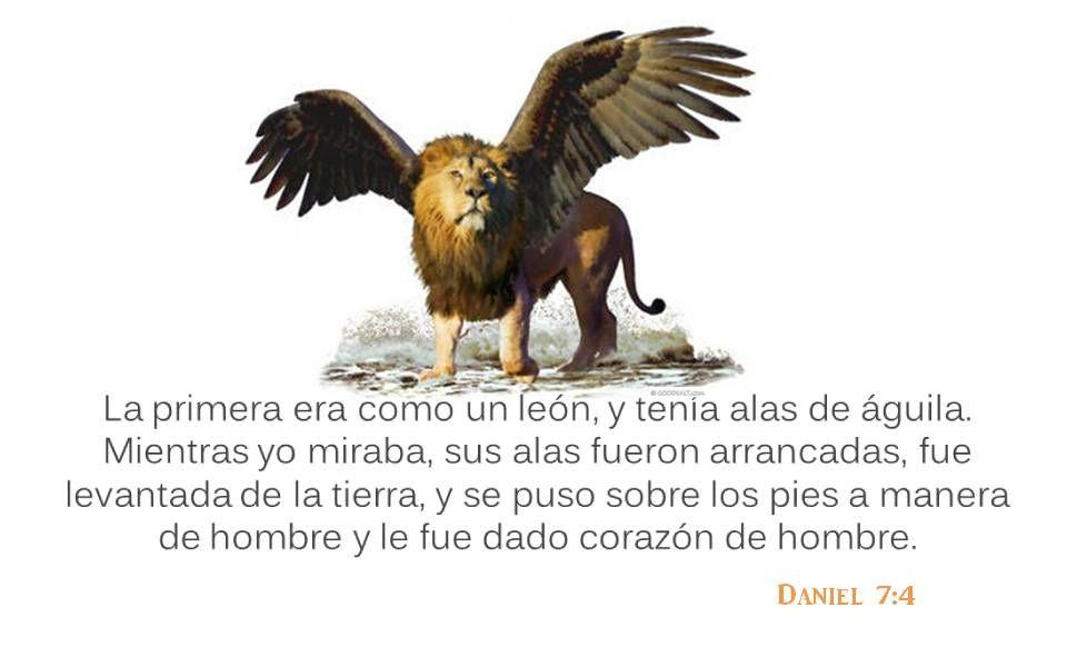 Daniel 7:4