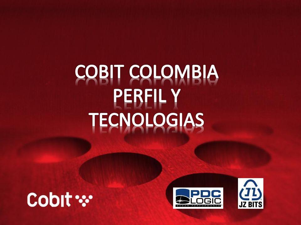 COBIT COLOMBIA PERFIL Y TECNOLOGIAS