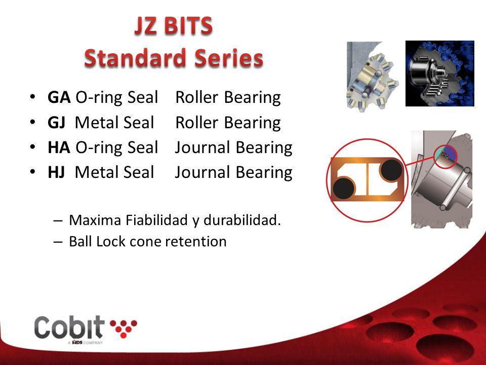 JZ BITS Standard Series