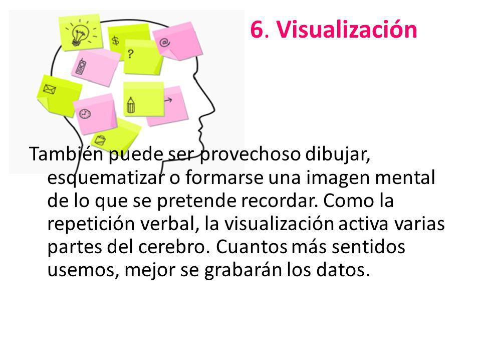 6. Visualización