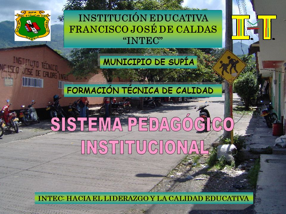 INSTITUCIÓN EDUCATIVA FRANCISCO JOSÉ DE CALDAS