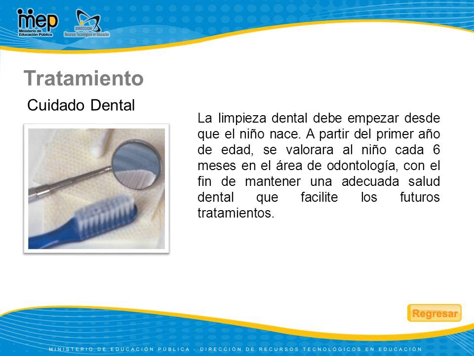Tratamiento Cuidado Dental