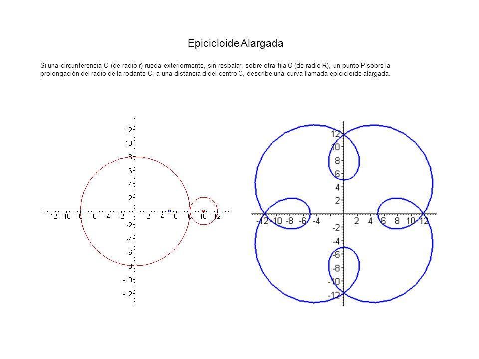 Epicicloide Alargada