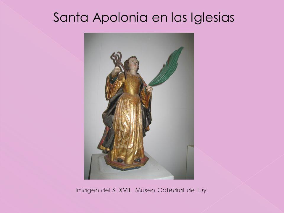 Santa Apolonia en las Iglesias