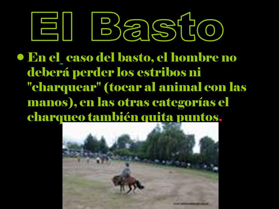 . El Basto.