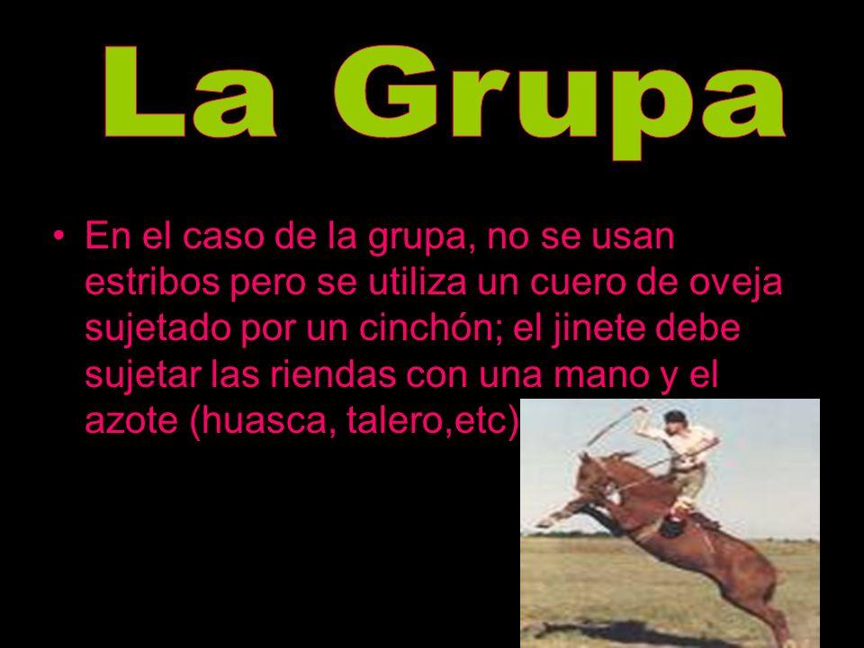 La grupa La Grupa.