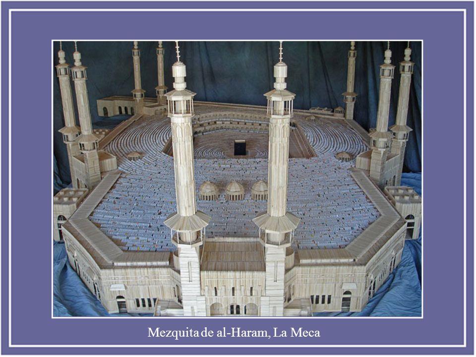 Mezquita de al-Haram, La Meca