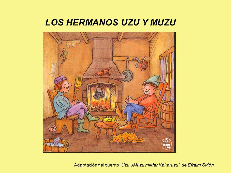 Adaptación del cuento Uzu uMuzu mikfar Kakaruzu , de Efraim Sidón
