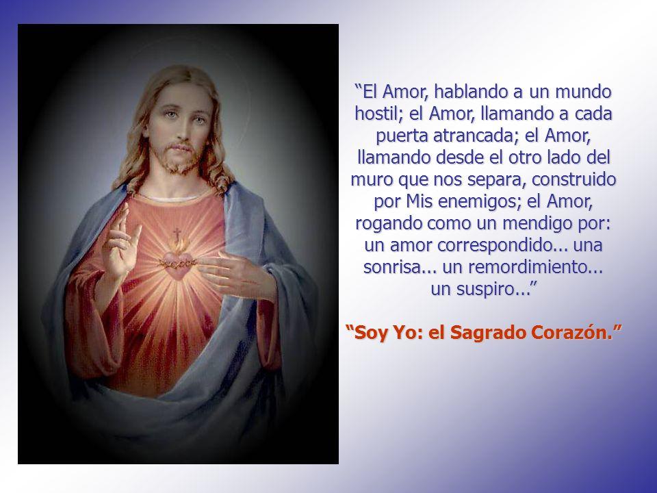 Soy Yo: el Sagrado Corazón.