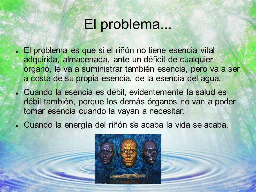El problema...
