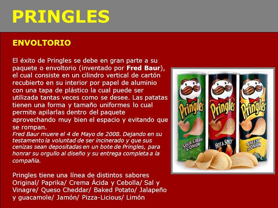 PRINGLES ENVOLTORIO.