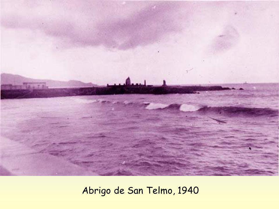 Abrigo de San Telmo, 1940