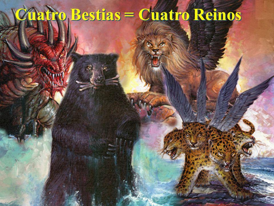 Cuatro Bestias = Cuatro Reinos