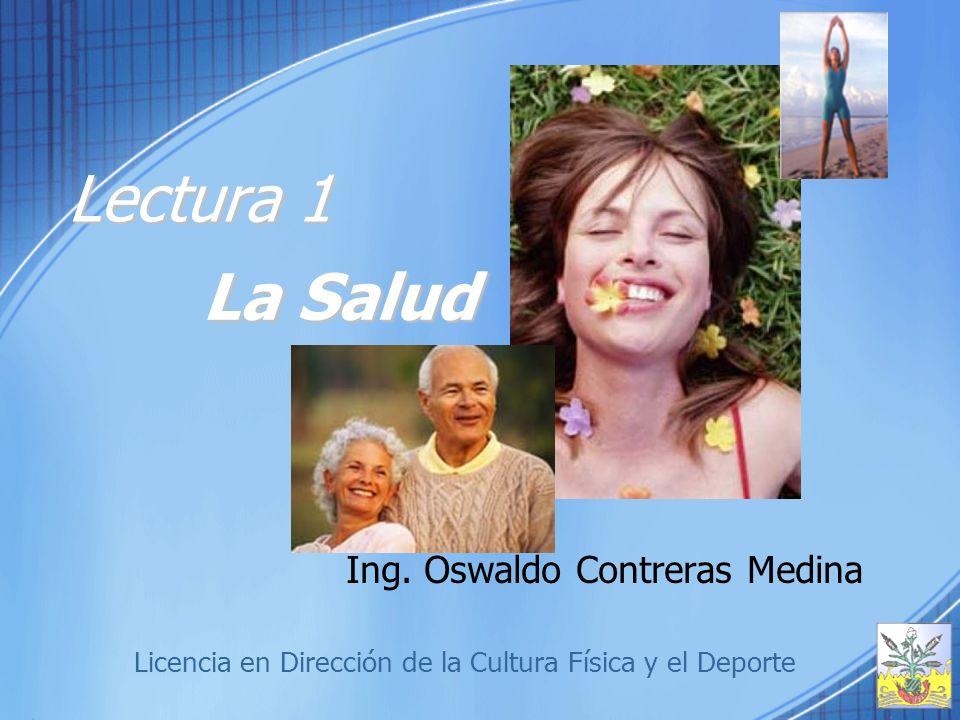 Ing. Oswaldo Contreras Medina
