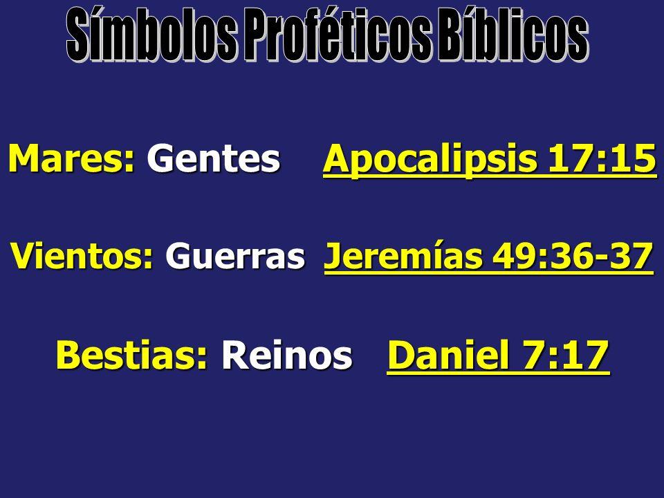 Símbolos Proféticos Bíblicos