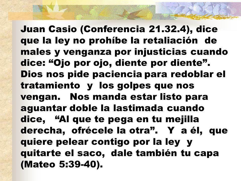 Juan Casio (Conferencia 21. 32
