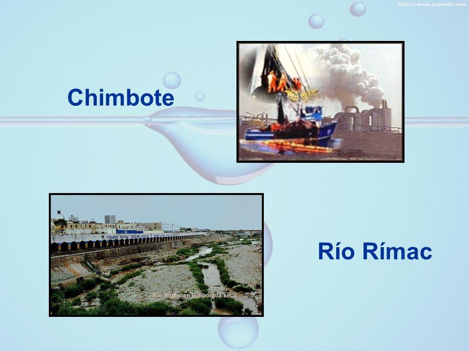Chimbote Río Rímac