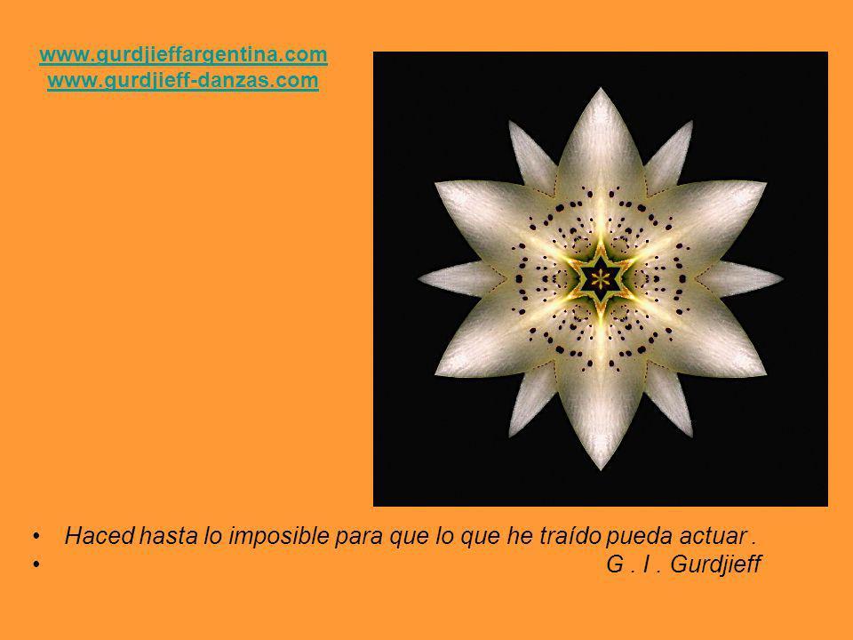 www.gurdjieffargentina.com www.gurdjieff-danzas.com