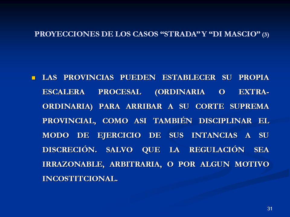 PROYECCIONES DE LOS CASOS STRADA Y DI MASCIO (3)
