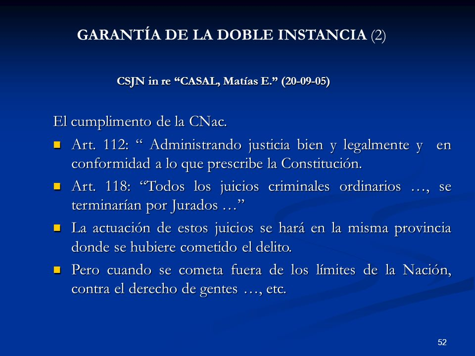 CSJN in re CASAL, Matías E. (20-09-05)