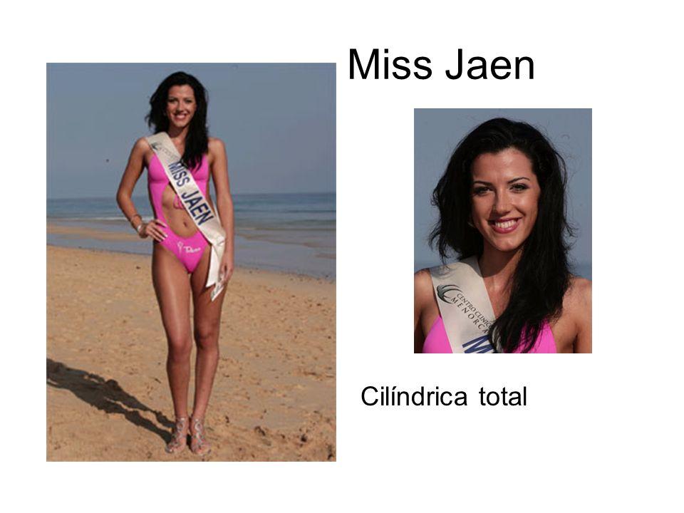 Miss Jaen Cilíndrica total