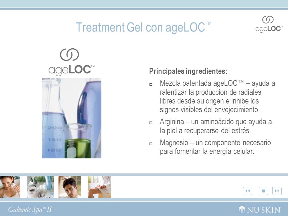 Treatment Gel con ageLOC™
