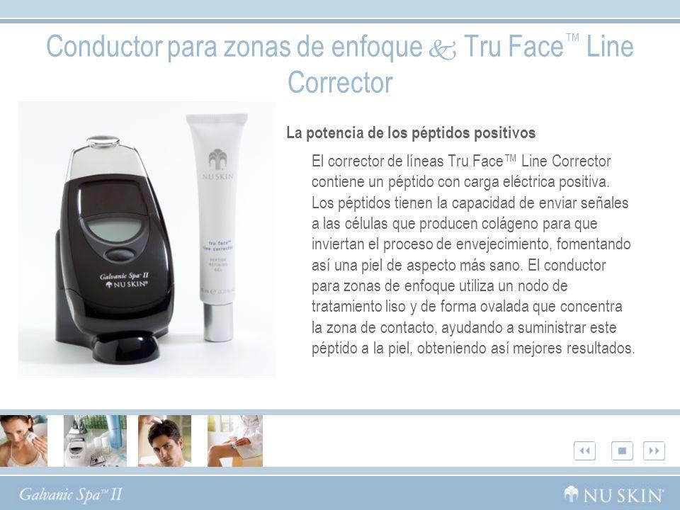 Conductor para zonas de enfoque  Tru Face™ Line Corrector