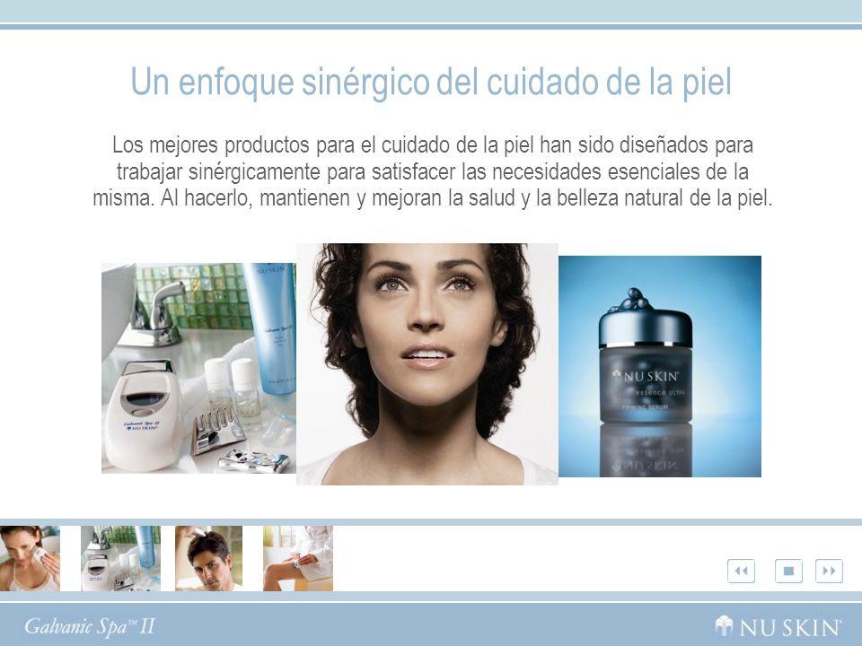 Un enfoque sinérgico del cuidado de la piel