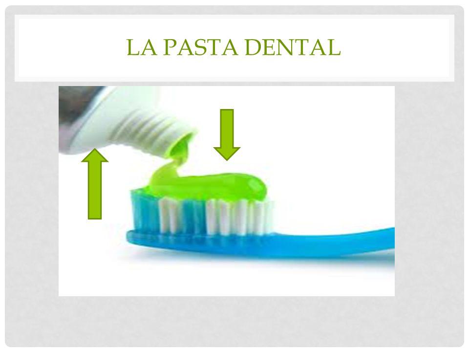 La pasta dental