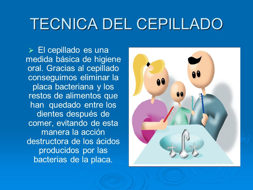 TECNICA DEL CEPILLADO