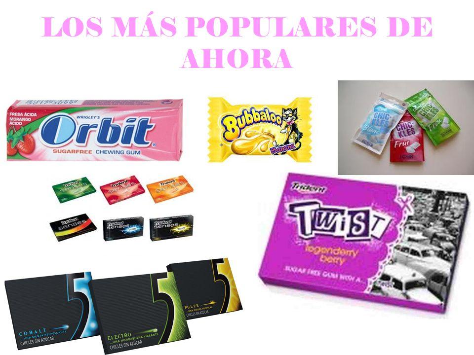 LOS MÁS POPULARES DE AHORA